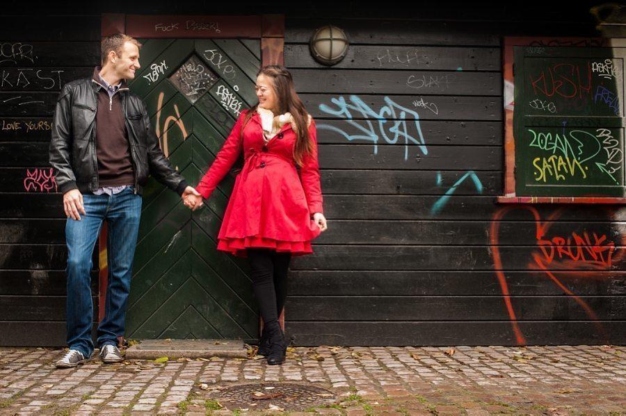 Søren & Lise Mia engaged