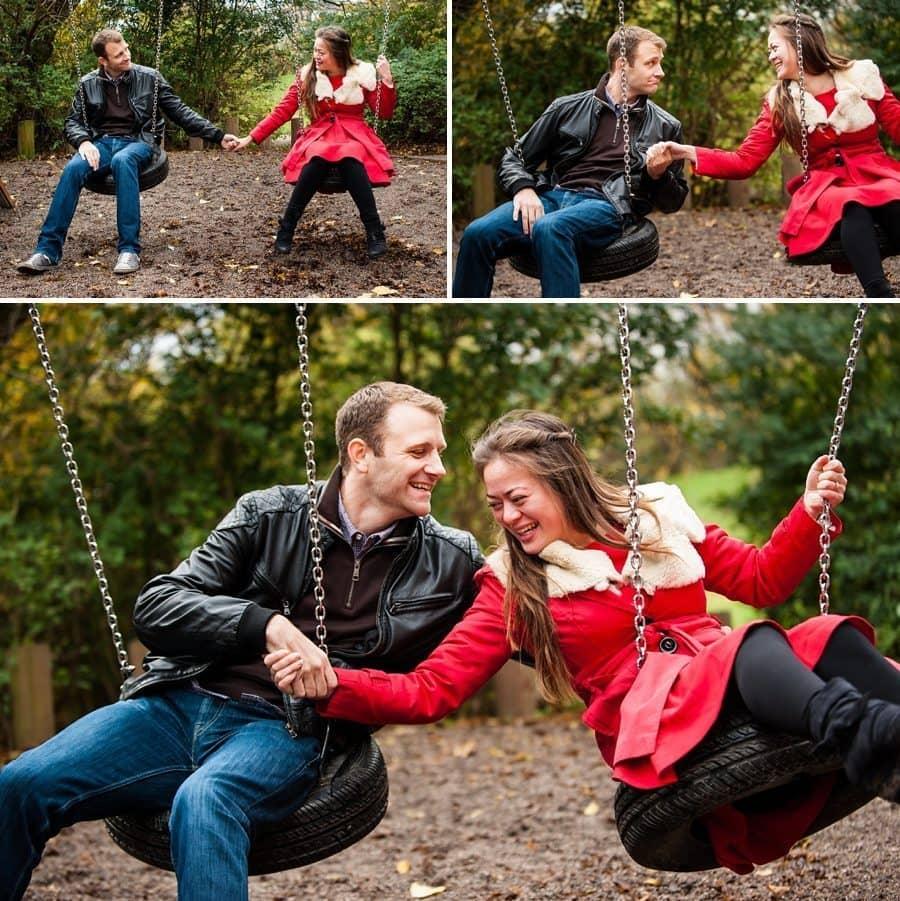 Søren & Lise Mia engagement