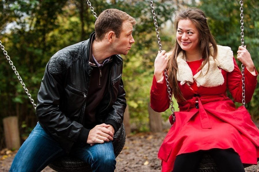 Søren & Lise Mia pre-wedding shoot