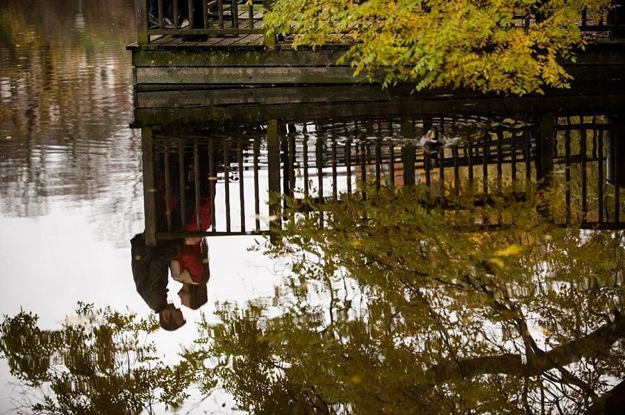 Søren & Lise Mia reflection