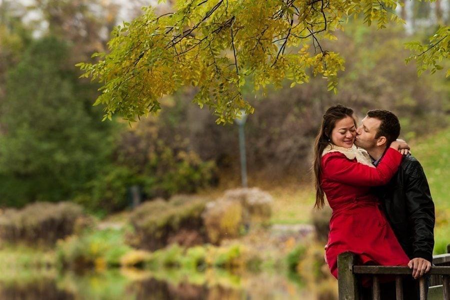 Søren & Lise Mia tenderness