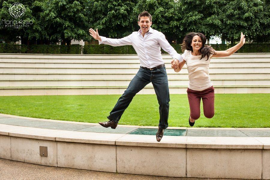 London couple's elopement photographer