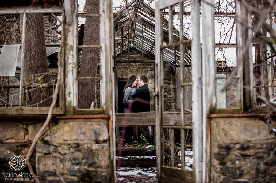 Ridley Creek pre-wedding shoot, Philadelphia wedding photographer
