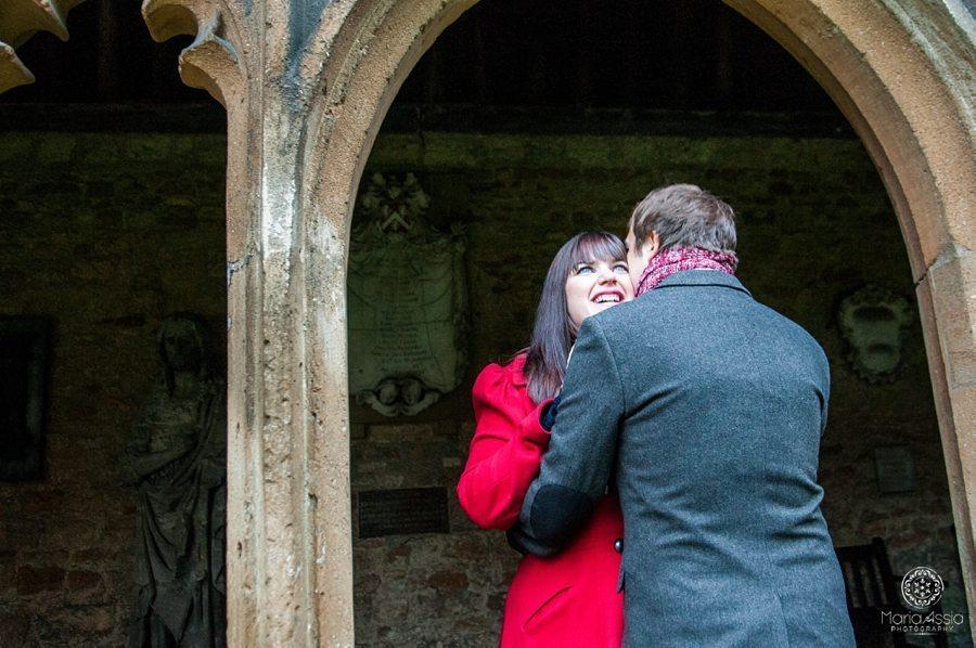 Pre wedding photo shoot Oxford