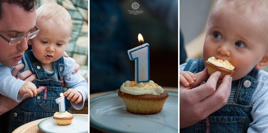 toddler's first birthday