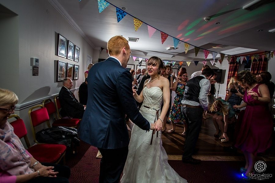 Sir Christopher Wren Hotel Vintage Windsor Wedding Party
