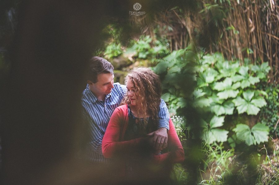Bowood House engagement photo shoot