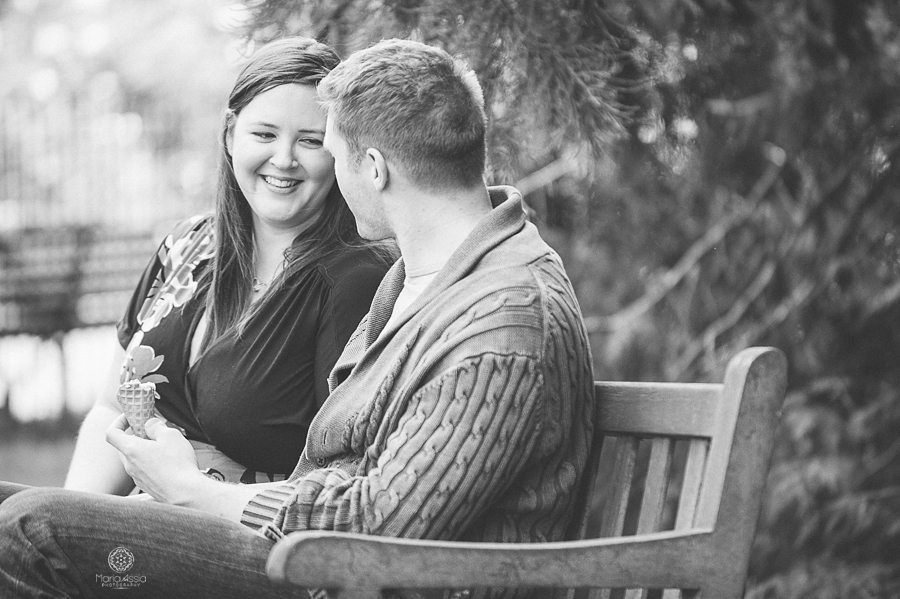 Waddesdon engagement shoot