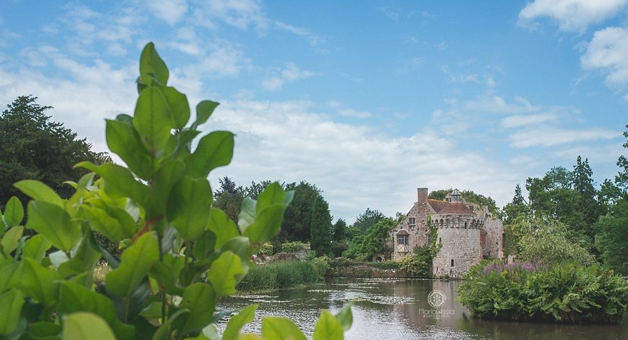 Scotney Castle and Moat