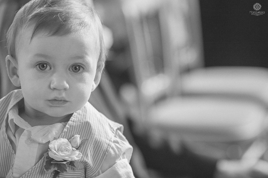 Kids at a Birtsmorton Court Navy Blue Wedding - Maria Assia Photography