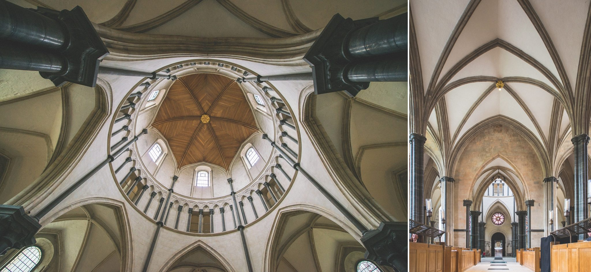 Temple church dome wedding church