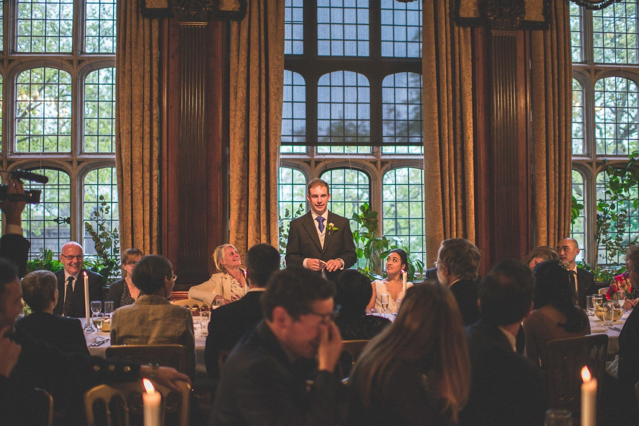 Groom's Speech at Two Temple Place Great Hall