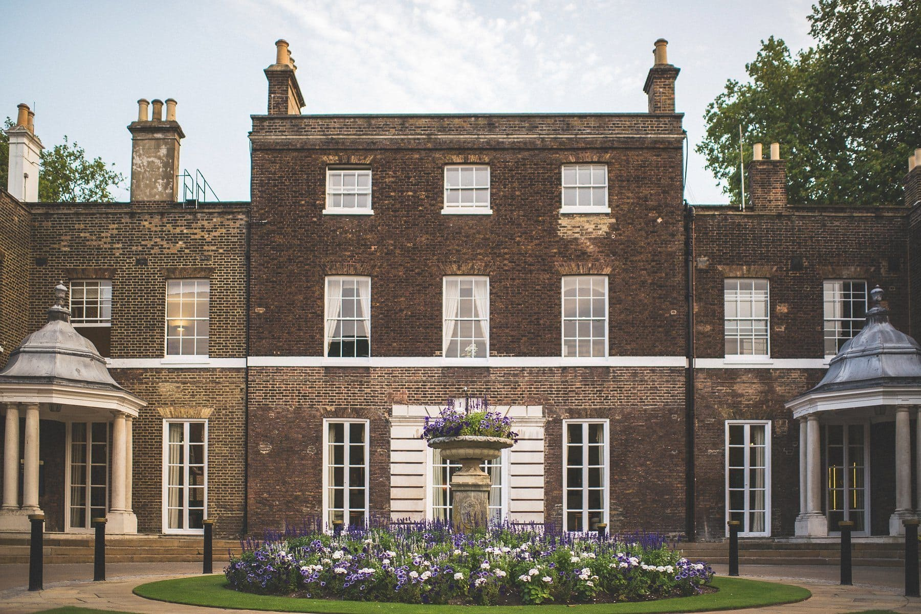 The Hurlingham Club Wedding venue in Chelsea in London