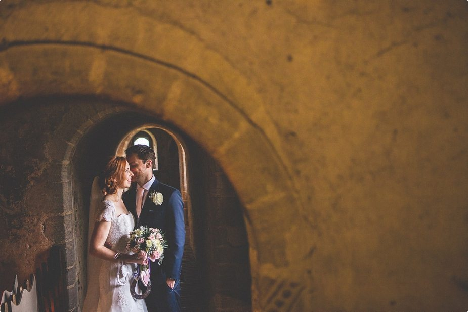 Creative and fun wedding photographer Maria Assia Photography at Hedingham Castle