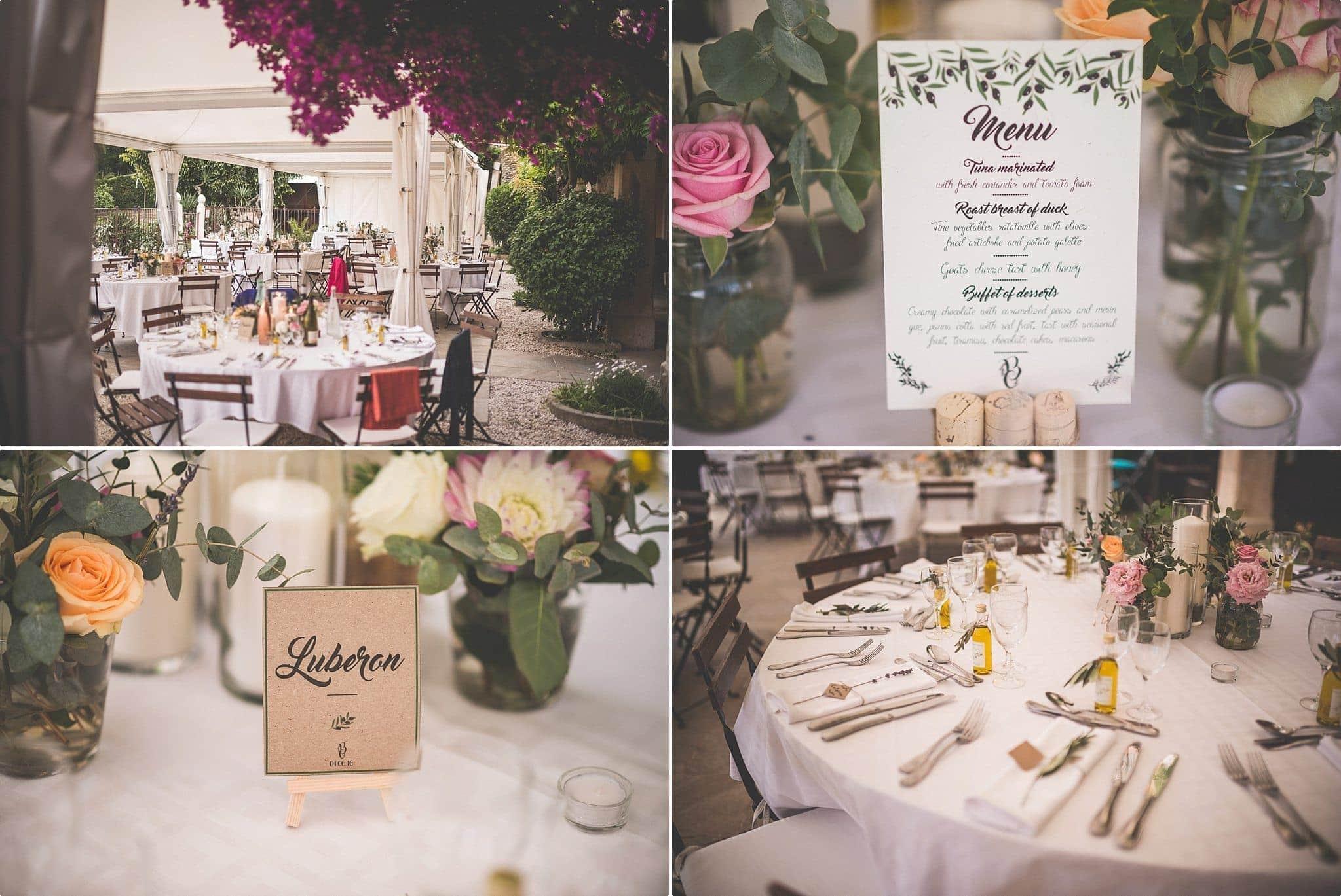 Domaine de la Croix Hotel L'Orangerie South of France vineyard and beach Wedding - Maria Assia Photography-306