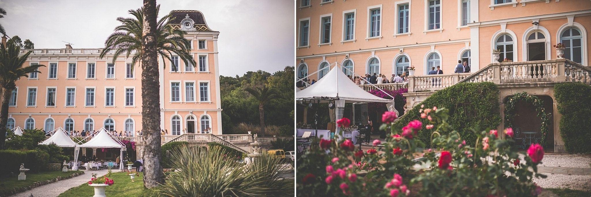 Domaine de la Croix Hotel L'Orangerie South of France vineyard and beach Wedding - Maria Assia Photography-360