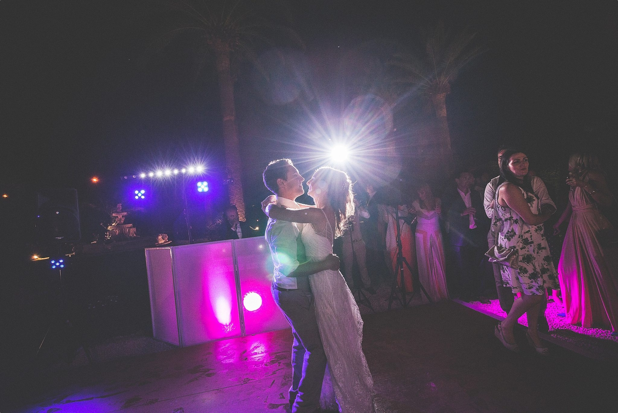 Domaine de la Croix Hotel L'Orangerie South of France vineyard and beach Wedding - Maria Assia Photography-578