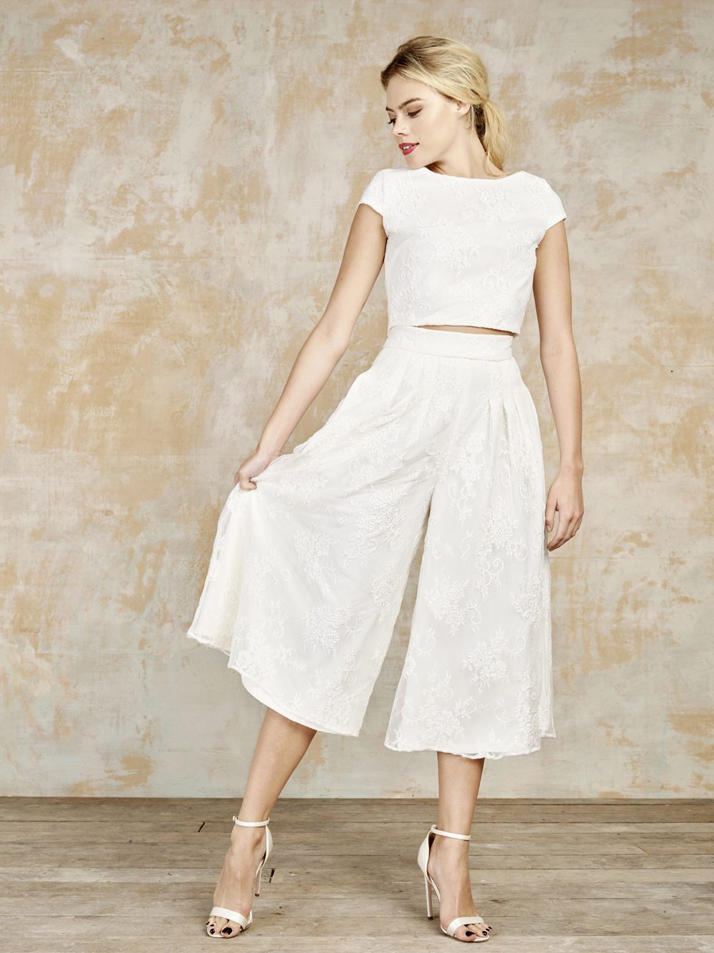 Drakeford culotte and top from House of Ollichon