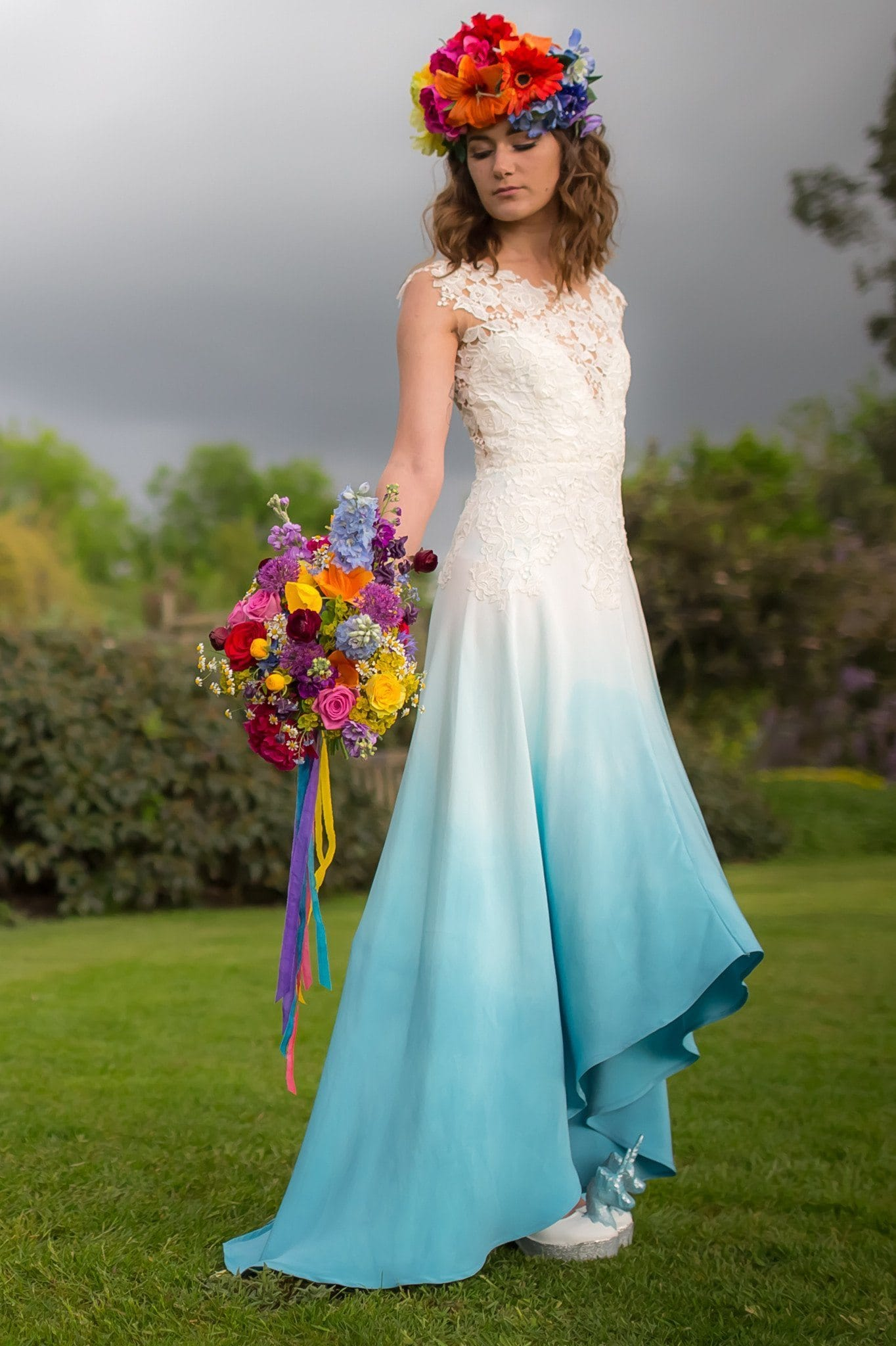 Break the Mould: Your Wedding Dress • Maria Assia Photography