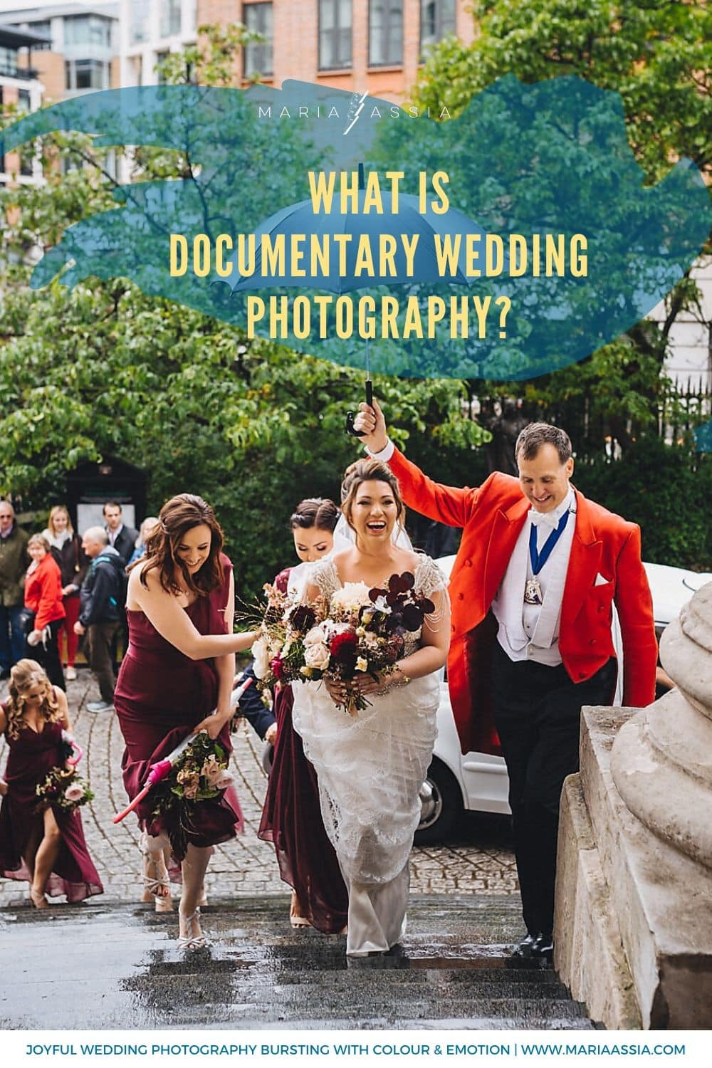 What is Documentary Wedding Photography | Maria Assia Photography