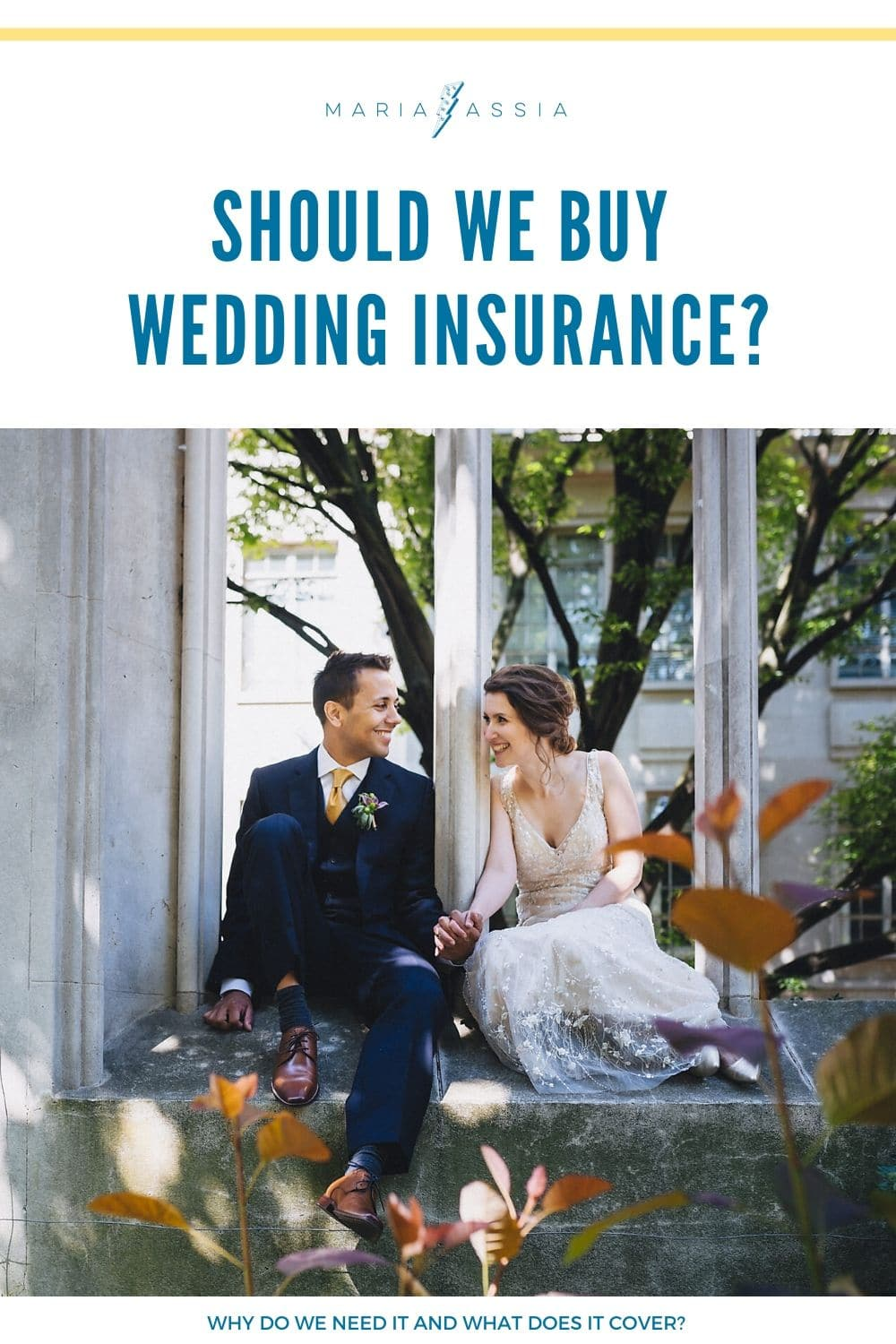 Should you buy wedding insurance?