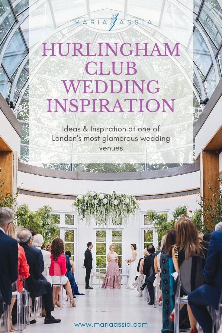 Inspiration & Ideas for a Hurlingham Club Wedding