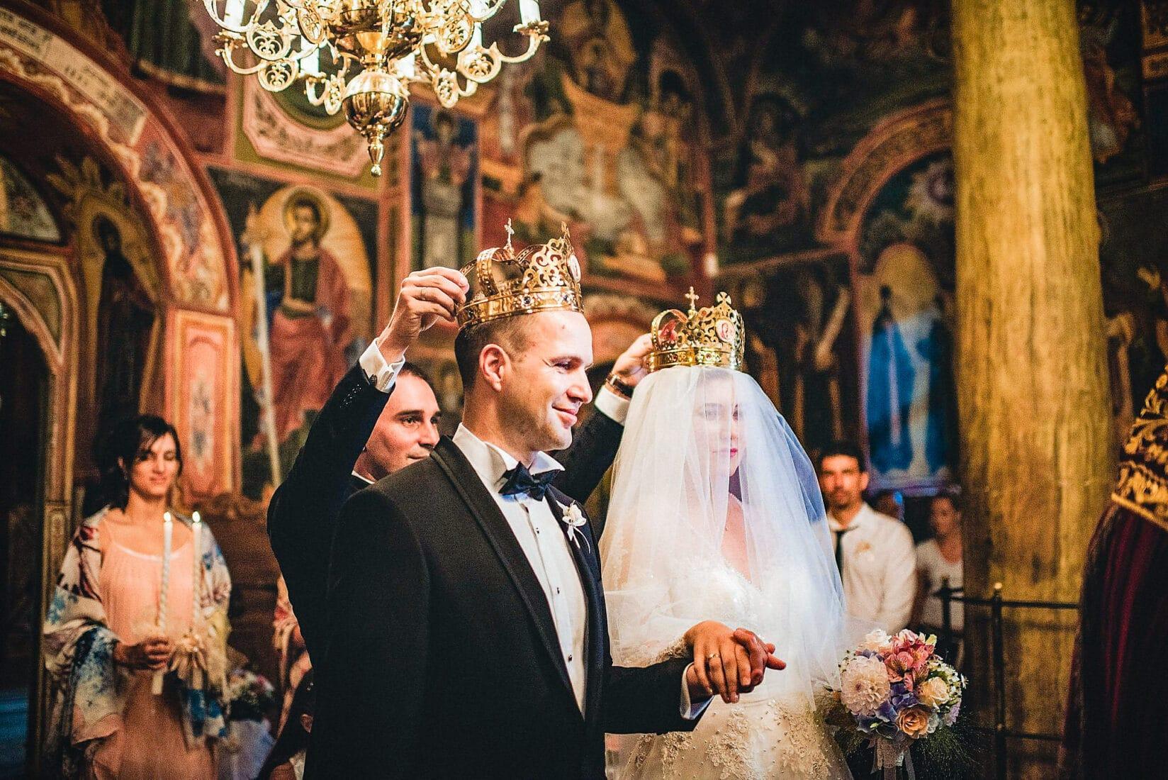Bulgarian Monastery Christian Orthodox Wedding