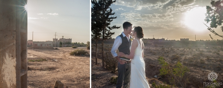 Moroccan Desert destination wedding photography