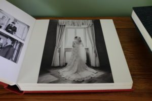 Classic Matted Wedding Albums by Maria Assia Photography