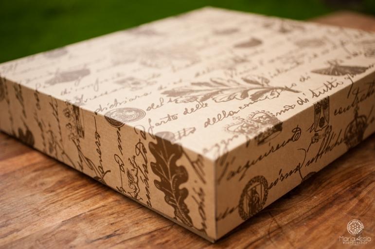 Queensberry album box