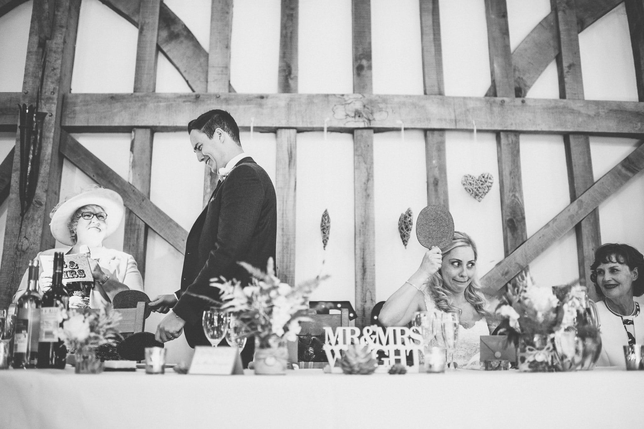 Super Fun Gate Street Barn Wedding | Maria Assia Photography