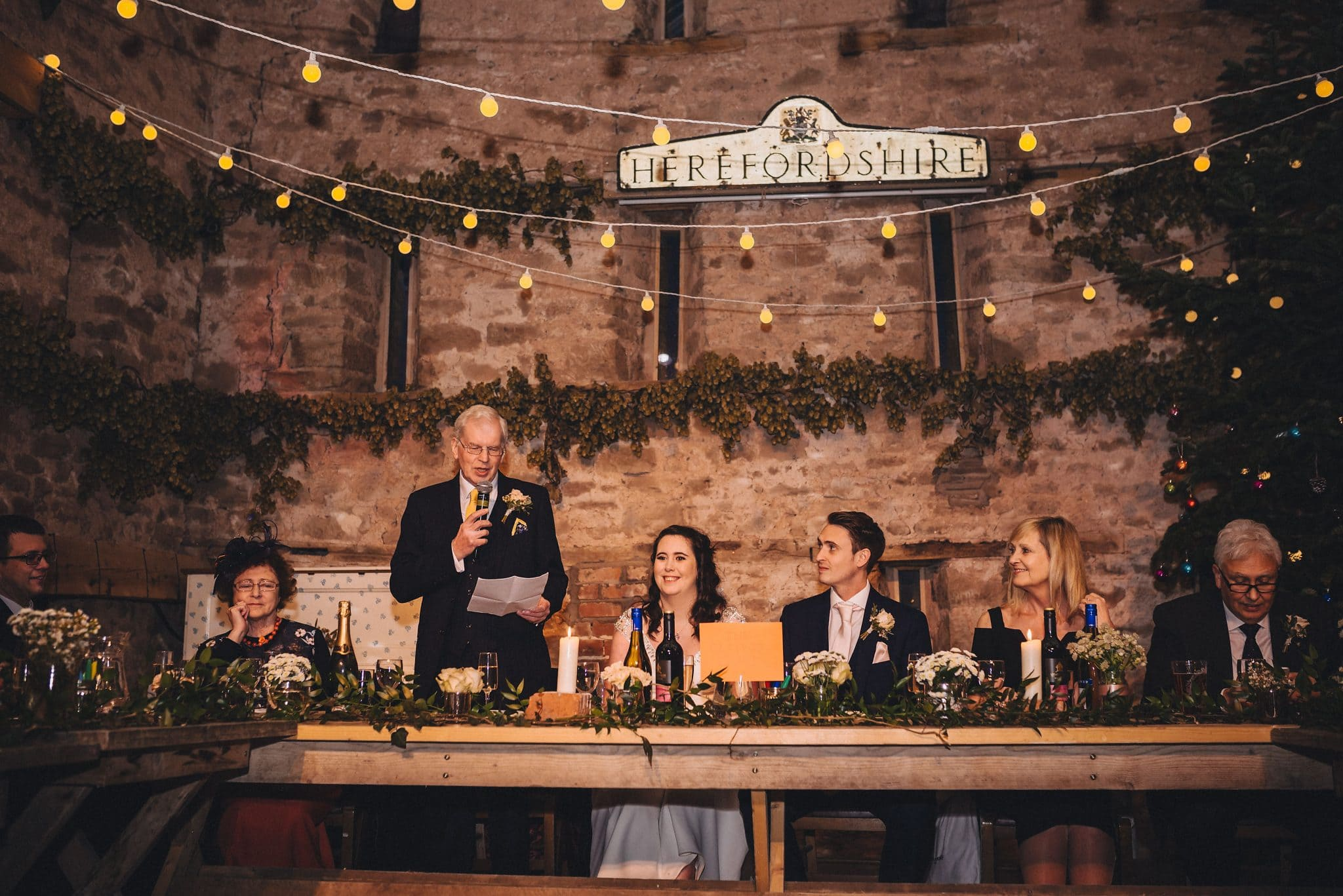 A Warming Lyde Court Winter Wedding | Maria Assia Photography