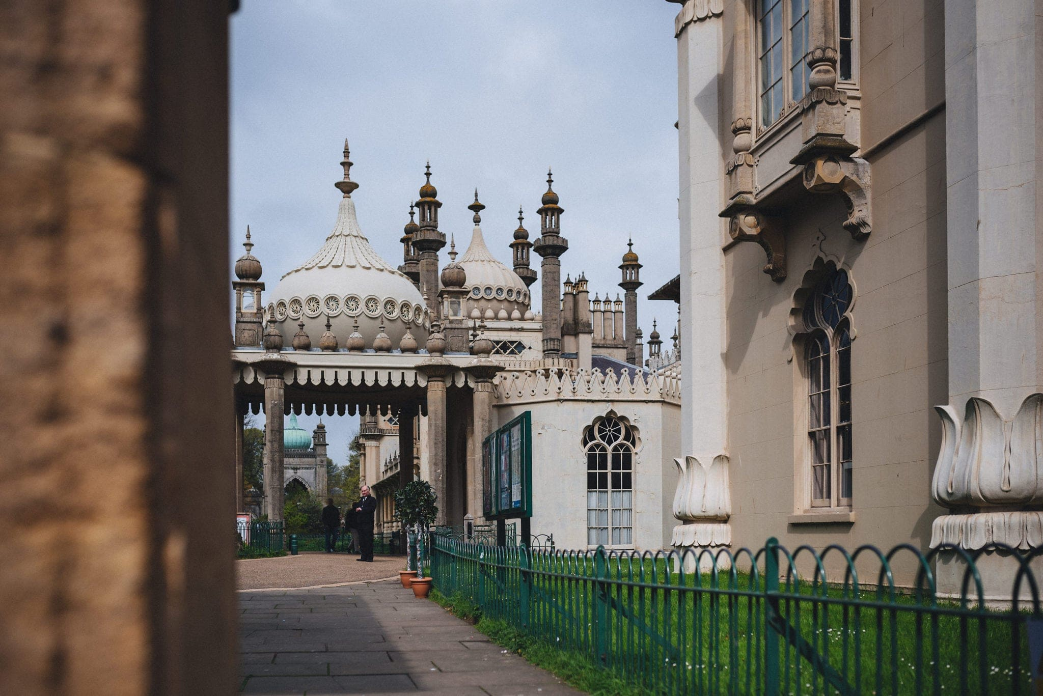 External shot of Brighton Royal Pavilion